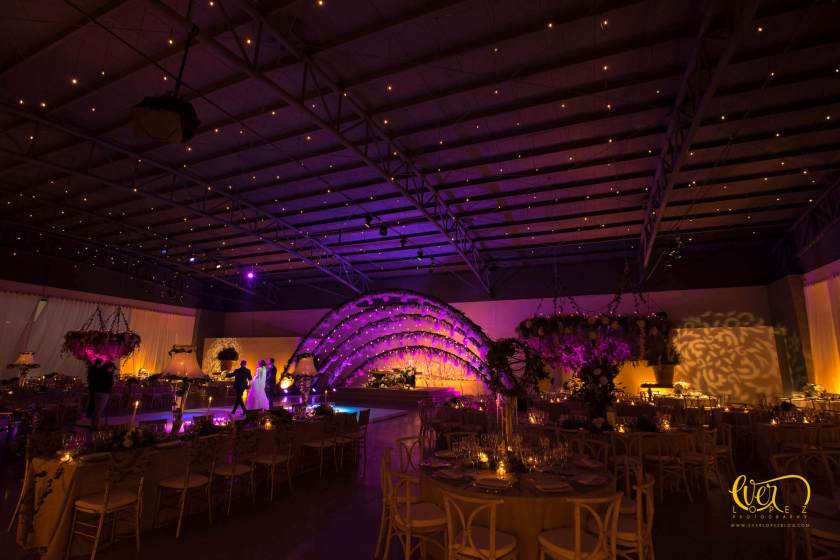 Martin Huerta decorador de bodas en Guadalajara