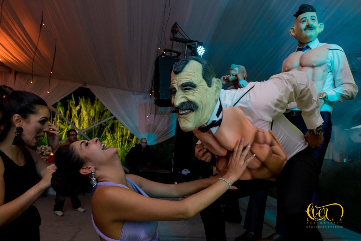 Fotos de boda originales Guadalajara