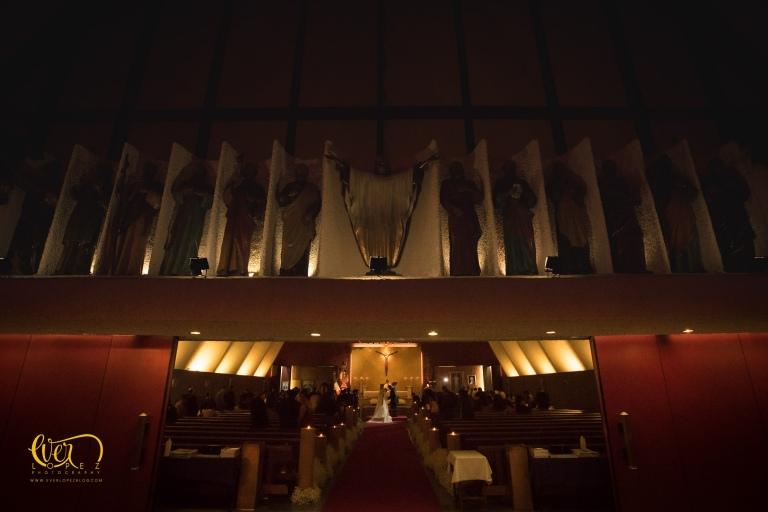 Templo Colinas de San Javier