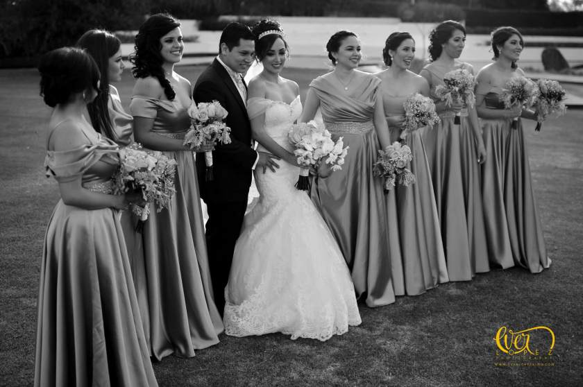 Jardines para bodas Valle de Bravo