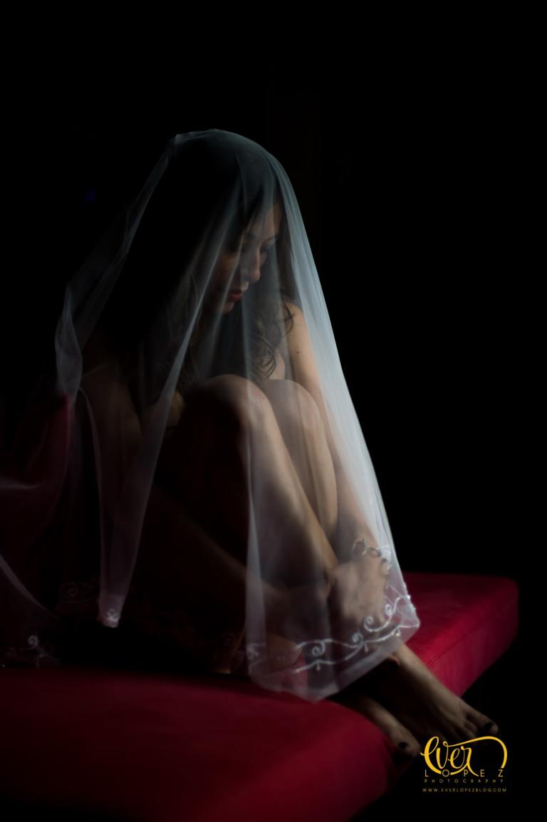 Bridal boudoir Mexico