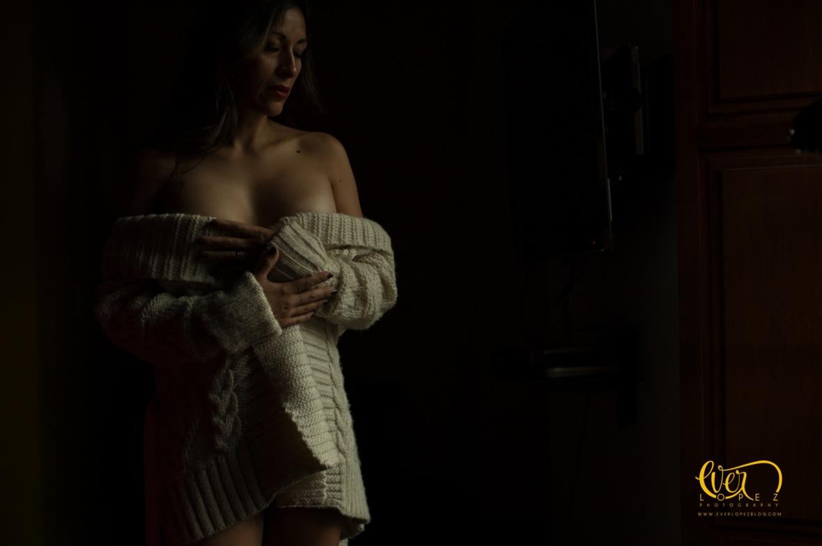 fotos boudoir en Mexico