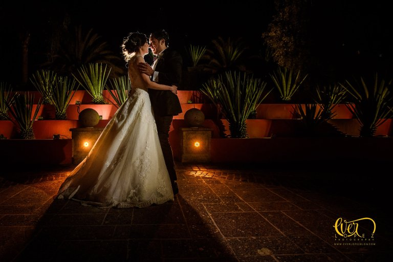 Peter de Anda wedding planner
