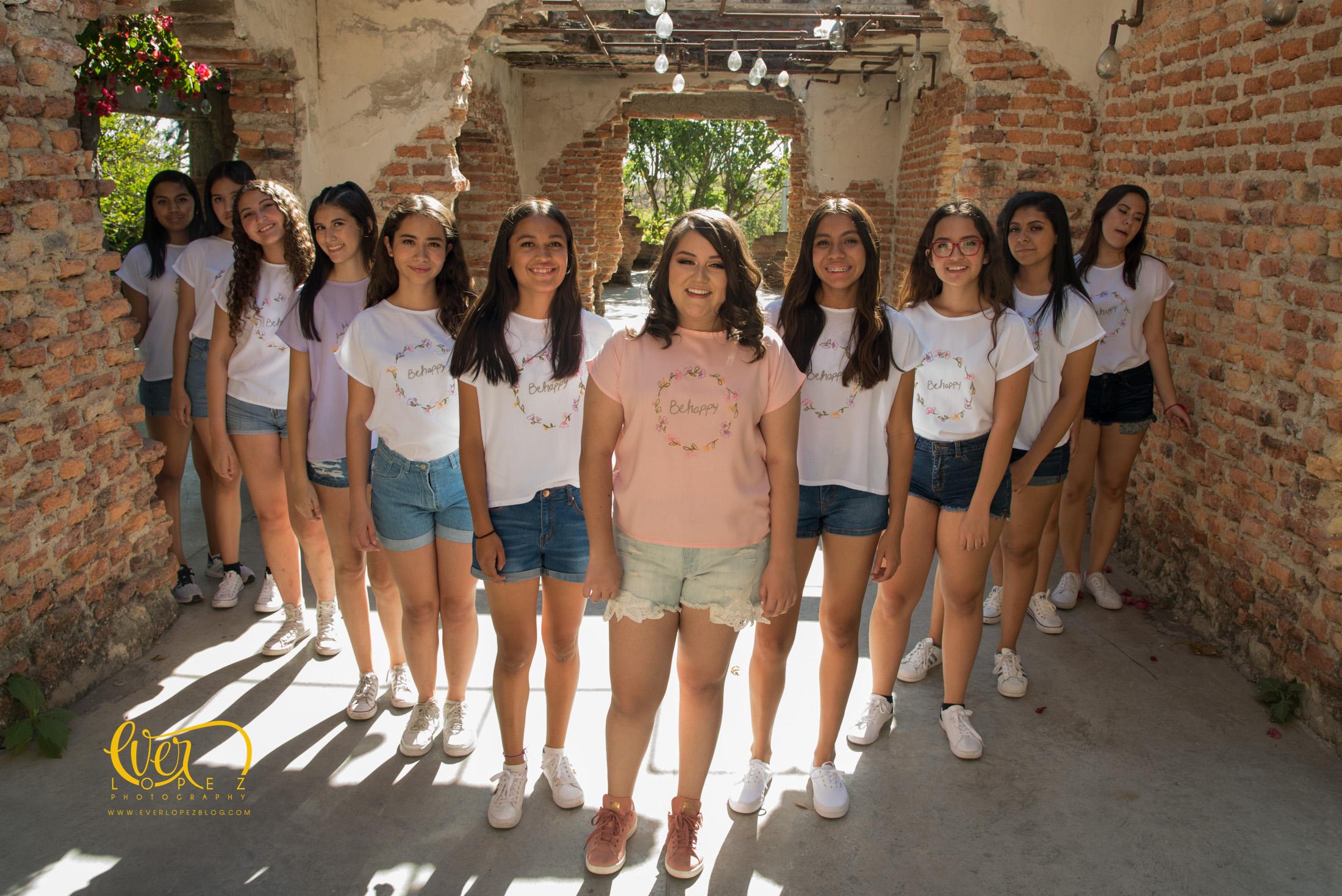 Fotografo de quinceañeras Guadalajara XV años